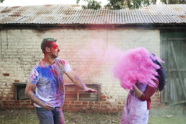 Colourful-Holi-Powder-Engagement-Shoot-by-C-J-Williams-Photography-12